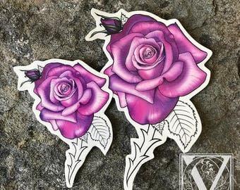 Rose tattoo   Etsy