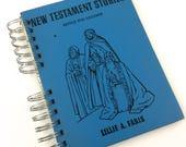 Faith Journal / Art Journal / Junk Journal / 30+ Ephemera Pack / Smash Book / Mid Century Book / Scrap Journal / Mixed Media / Glue Book