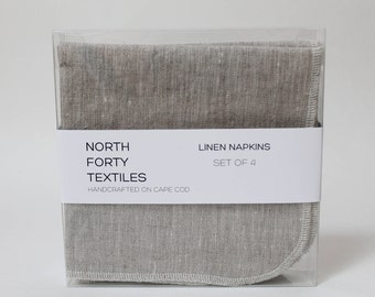 Square Linen Napkins 12x12 ANY color or quantity!! made to order