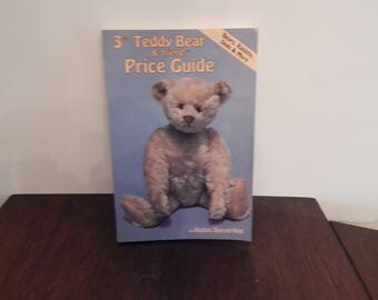 Teddy Bear and Friends Price Guide.  Bears, Rabbits, Dogs, More.  Collector Books.