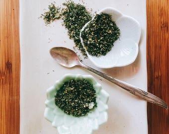 Dressed to Dill | BBQ SPICE RUB | Gourmet Salmon seasoning | Potato Salads | Shrimp seasoning | Seafood butter dip | Dill Sauce Seasoning