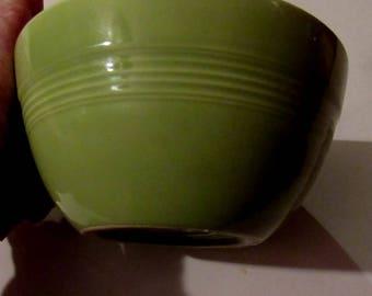 HLC harlequin chartruese cereal bowl 38S MINT