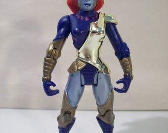 Vintage Ultra Force Topaz Action Figure, 1995