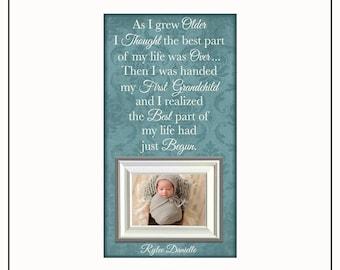 First Grandchild Etsy