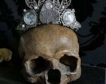 Witching Hour Mini Crown