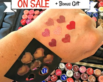 WOW Stripes Stencils + BONUS Gift!! ASK!, Palm Tree, Lips, Heart, Mickey, Anchors, Lip Swatch, SeneGence LipSense Distributor, Business Card