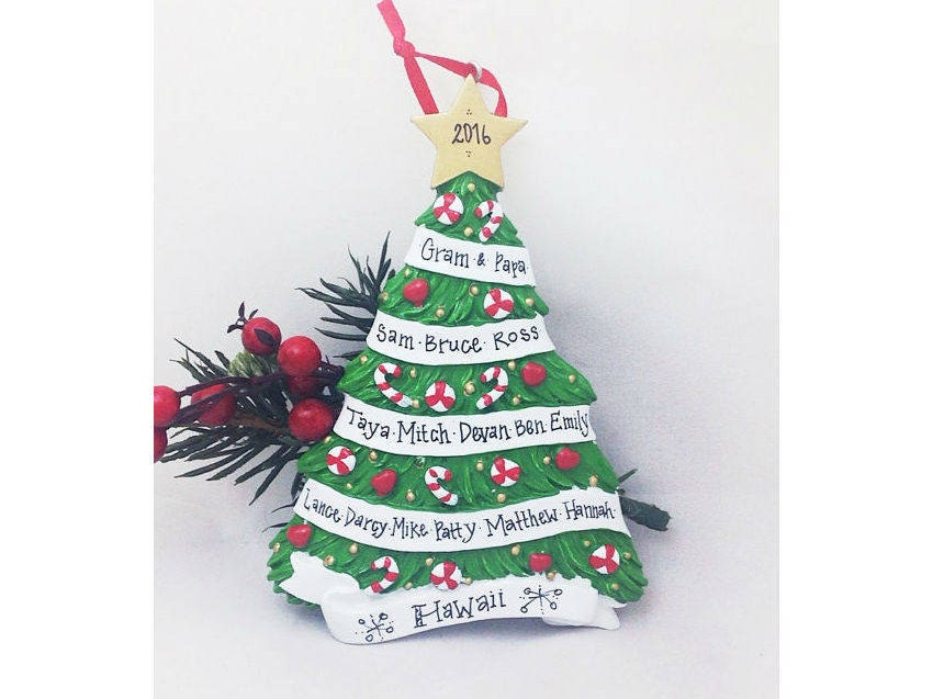 Large Christmas Tree Ornaments