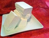 JUMBO Vanilla Bean Marshmallows  - 4 large Gourmet homemade marshmallows huge