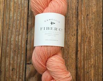 Camellia Fiber Company Merino Sport in Sherbet