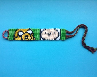 Finn and Jake Bracelet