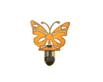 Butterfly Rusted Metal Image Style Night Light