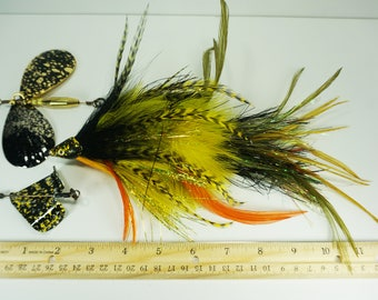 Convertible Baitcast Fly - Slow Sinking Forage Series