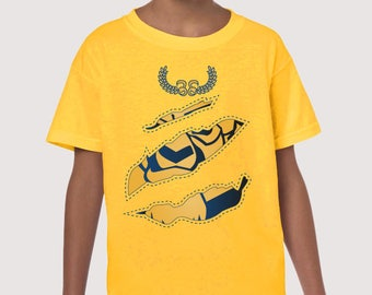Beast T-shirt (adults and youth kids sizes)