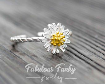Daisy - 925 Sterling Silver Edition
