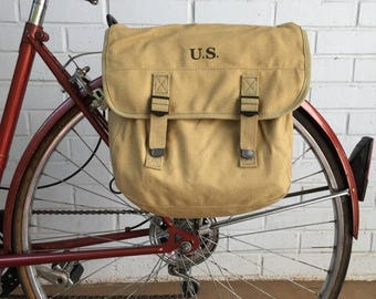 Military Bike Bag Etsy
