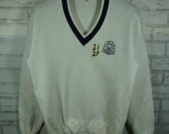 Vintage Yamaha Sports Enthusiasts Sweater Sweatshirt Size Small/Medium / Yamaha Sweater / Yamaha Shirt / Yamaha Sweatshirt