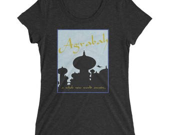 Aladdin Inspired / Agrabah Vacation T-Shirt – Ladies' short sleeve t-shirt – Disney / Disney World Inspired Shirt