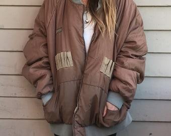M Columbia hunting jacket