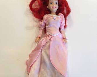 The Little Mermaid Ariel Doll