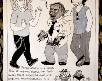 PunkPuns original artwork - Page 23