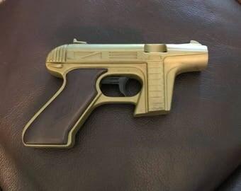 1960s star trek Rayline tracer disc toy gun