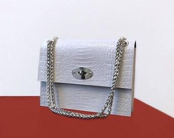 Bag Napolitana White