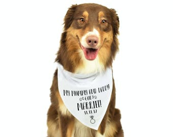 Wedding Dog Bandana, Dog Wedding Bandana, Dog Wedding Sign, Dog Bandana, Dog Costume, Dog Wedding Attire, Best Dog, Dog of Honor, Dog Scarf