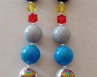 WW chunky bead necklace