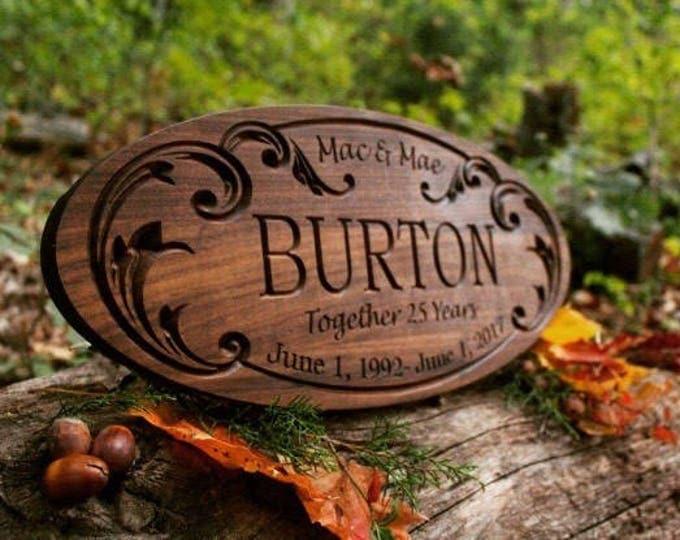 Custom Wood Signs Custom Wood Name Sign Large Plaque Custom Wood House Sign Plaque Personalized Wood Sign Custom Carved Wood Signs 3d wood