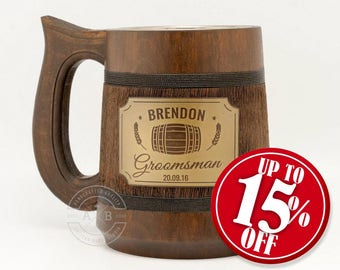 Best groomsmen gifts. Tankard. Groomsman gift. Best man gift to groom. Unique groomsman gifts. Groomsmen gift to groom. Gift for your groom
