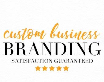 Custom Business Branding