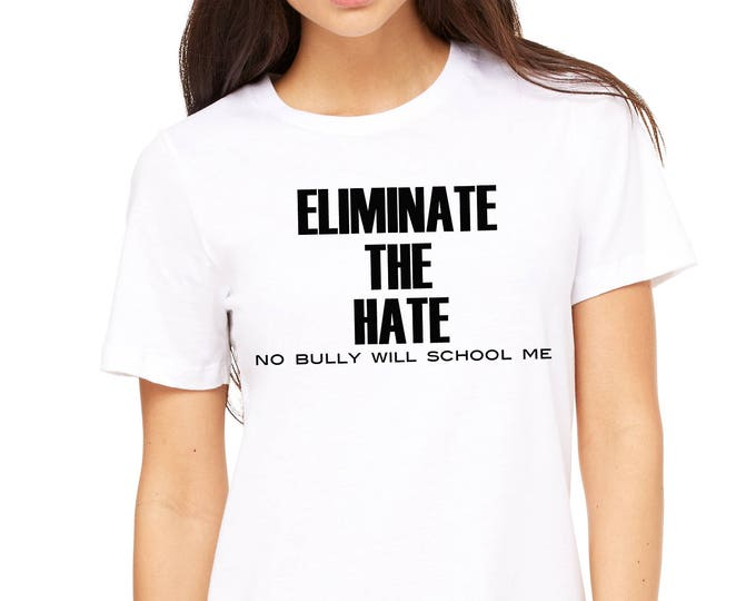 Eliminate The Hate