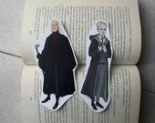 Segnalibri Harry Potter: Malfoy Family! Draco Malfoy, Lucius Malfoy | Sltherin, Harry potter art, Harry potter Illustration