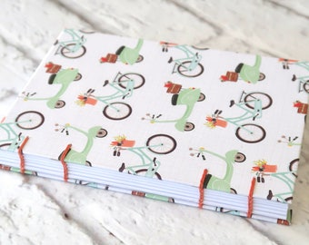Coptic Sketchbook Coptic Journal Sketch Notebook Blank Book Hardcover Journal Notebook Coptic Notebook Gift Hand Bound 160 Blank White Pages