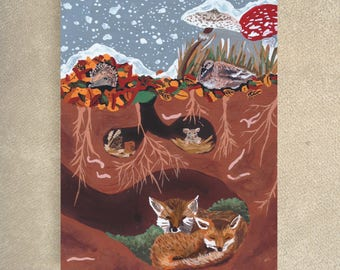SALE / Hibernate card