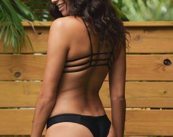 Carmella Reversible Cheeky Bikini Bottom