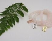 Blessed Bracelet - Gold, Rose Gold, or Silver