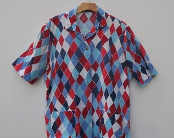 0571 - 70s - California - Button Down