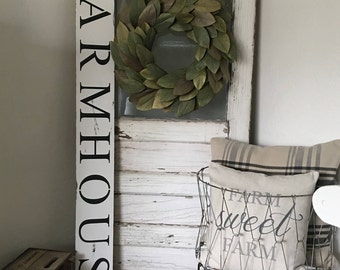 Extra large Farmhouse sign