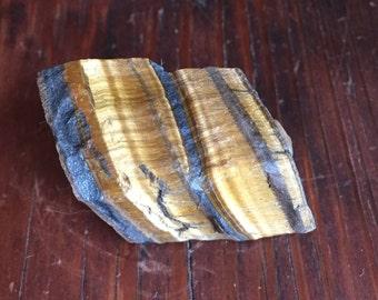 Tiger Eye Stone (Natural)