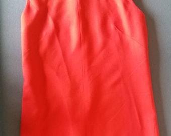 Vintage 1960s Alan Green Sheath Dress