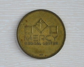 Mercy Medical Center Rockville Centre, Long Island, NY Parking Token