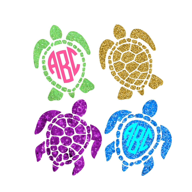 Download Sea Turtle Svg Sea Turtle Monogram Svg sea life svg under the