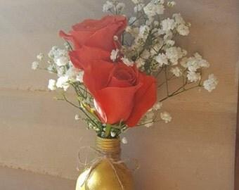 Rustic Mini Vase