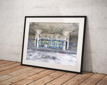 Warehouse Graffiti