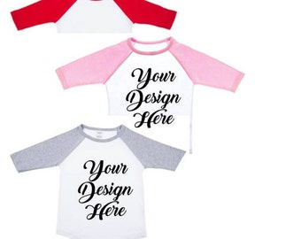 Custom Toddler Shirts Your logo Your design Shirt,kids clothing,Baseball tee,cool toddler,kids sports shirts,birthday shirts,holiday shirts