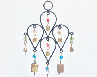 Teardrop Wind Chime