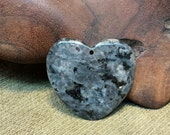 30% off HEARTS Sale! ~ Natural Shiny Glimmery Larkivite Heart