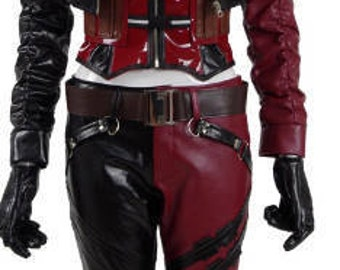 Injustice 2 Harley Quinn Cosplay Costume 2017