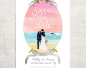 Reserved for Jessica: CUSTOM Save the Date JPG FILE